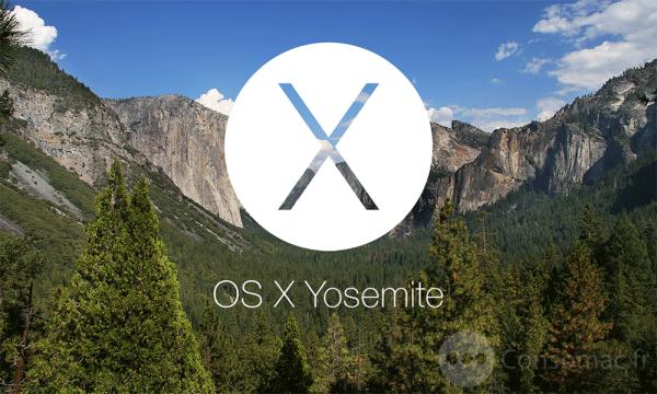 OS X Yosemite Mac
