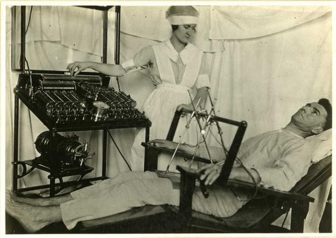 Terapia cu electrosocuri