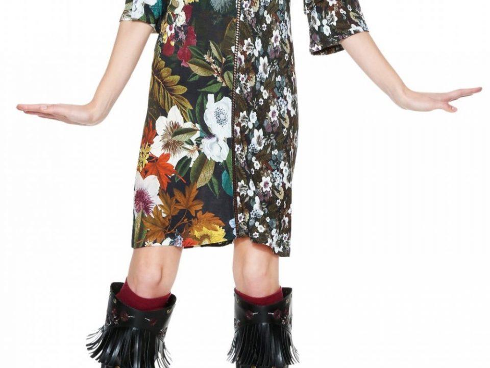 rochie dama desigual